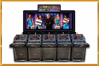 Deal or No Deal In It to Win It slot
