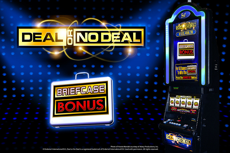 DoND the Big Deal slot