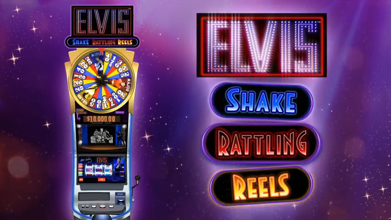 Elvis shake rattle and roll slot how to play chinese baccarat