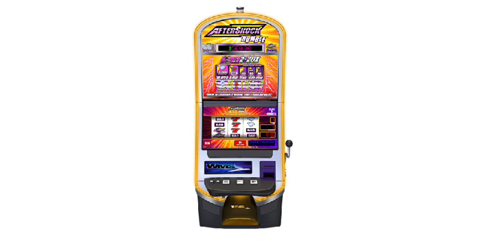 aftershock rumble slot machine