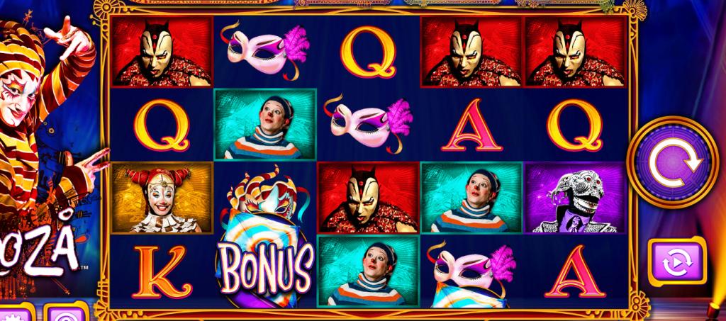 cirque du soleil kooza gameplay