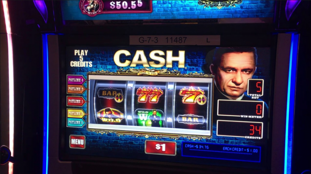 johnny cash cash slot