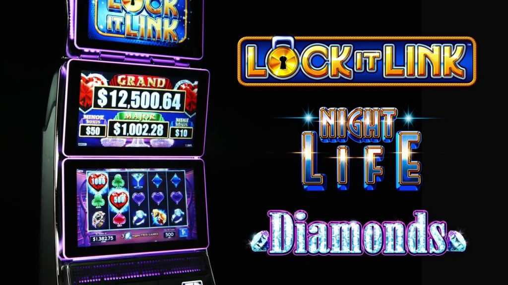 lock it link nightlife and diamonds slot