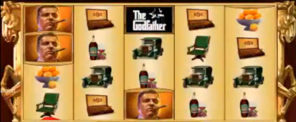 the godfather slot gameplay