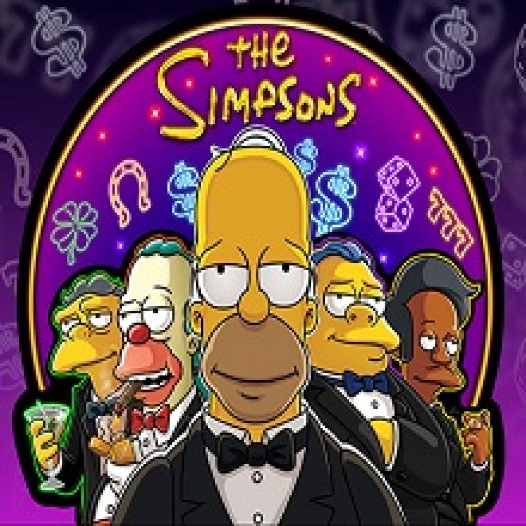 the simpsons slot thumbnail