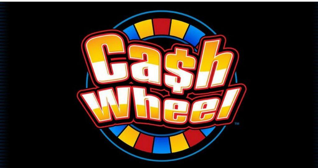 triple cash wheel quick hit logo