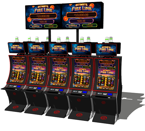 ultimate fire link slot machines