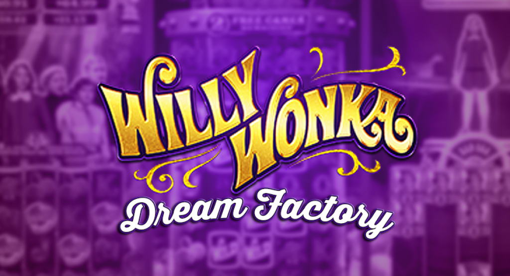 willy wonka dream factory logo