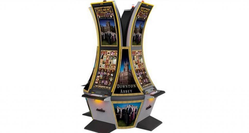 downton abbey slot machine