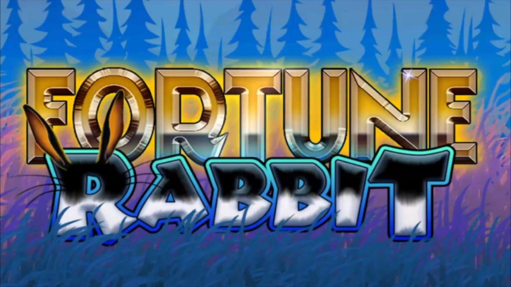 fortune rabbit slot logo