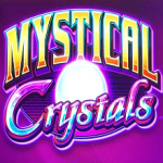 mystical crystals slot thumbnail