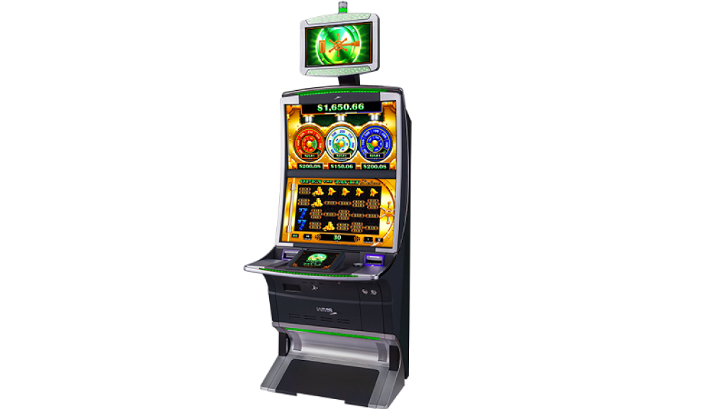 open the vault deluxe slot machine