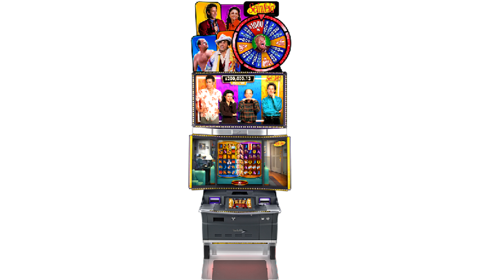 seinfeld slot machine